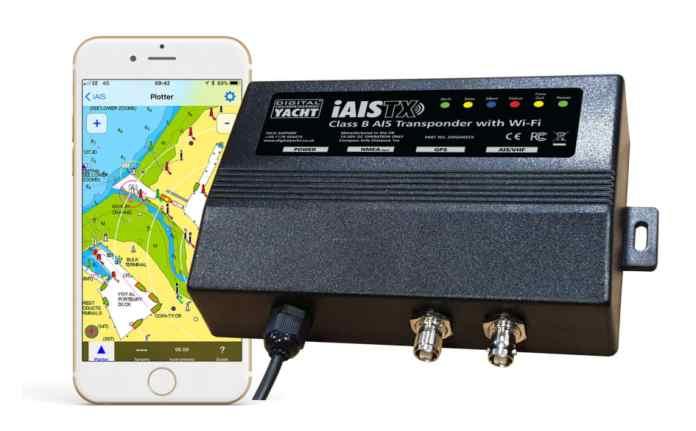 transpondedor iAISTX