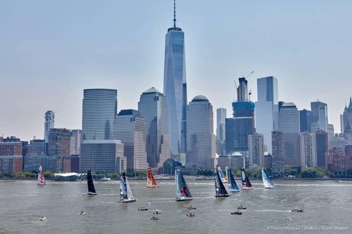 Transat New York-Vendée-Les Sables d'Olonne