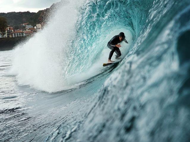 Surf Nazaré Natxo González