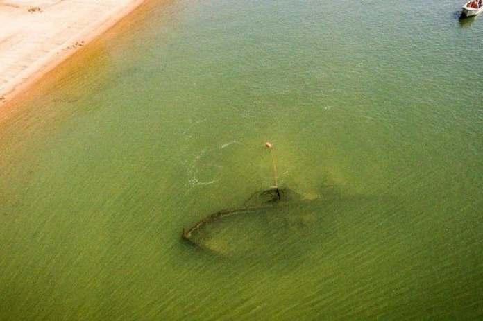 Hallan un barco hundido hace más de 100 años en el río Paraná