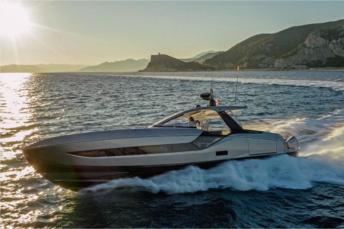 Azimut Yacht Verve 47