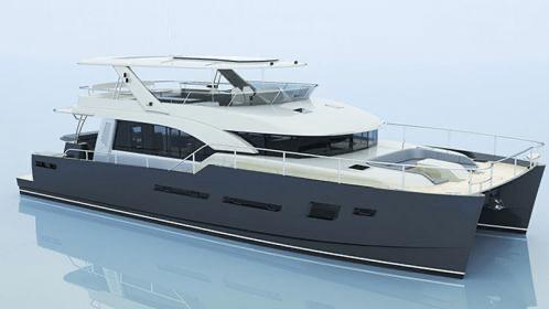 Catamarán H70