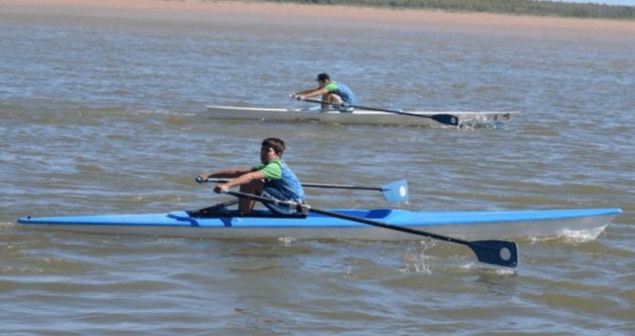 Kayak corrientes
