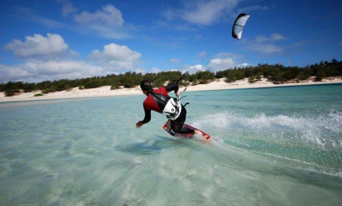 """Ceará : el """"SPOT"""" brasilero del kitesurf"""