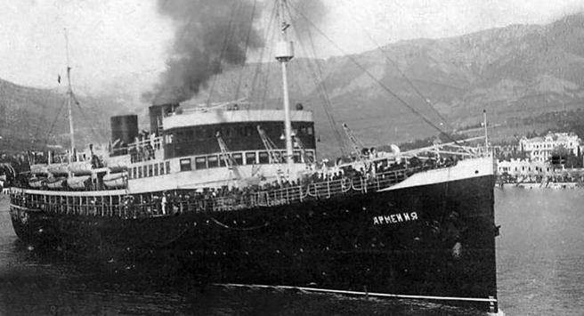 Armenia -Titanic soviético