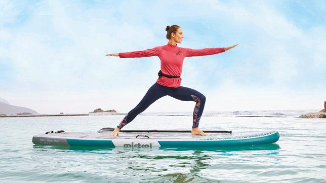 Tablas de Paddle Surf Mistral para Yoga