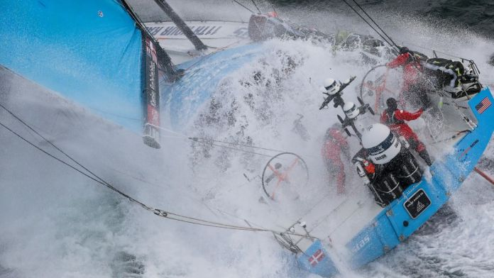 The Ocean Race Summits #2 .