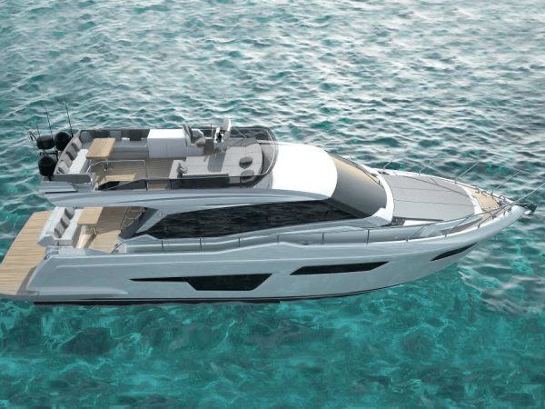 Ferretti Yachts 500 Project
