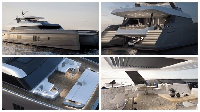 El nuevo barco de Rafa Nadal