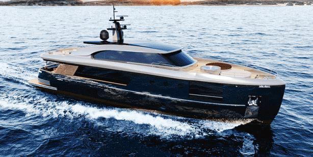 Magellano 30 Azimut Yachts