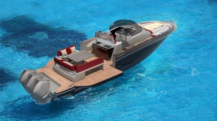 Sessa Marine Key Largo 40