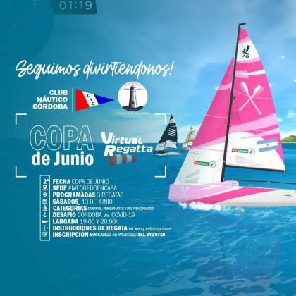 Virtual Regatta Club Náutico Córdoba