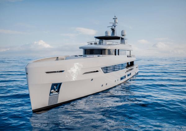 Tankoa Yachts T450
