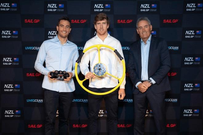 Nueva Zelanda competirá en SailGP