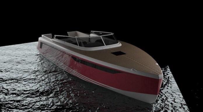 X-Power 33 C, la primera lancha de X-Yachts