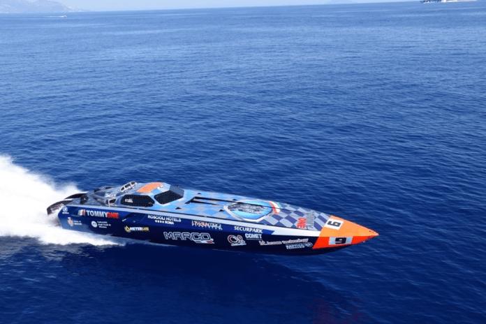 Récord mundial de la World Powerboat Federation