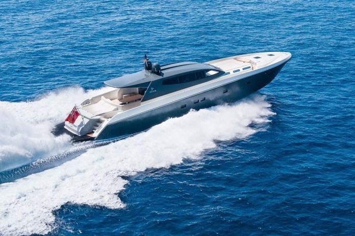 Otam Yacht 80 HT Attitude
