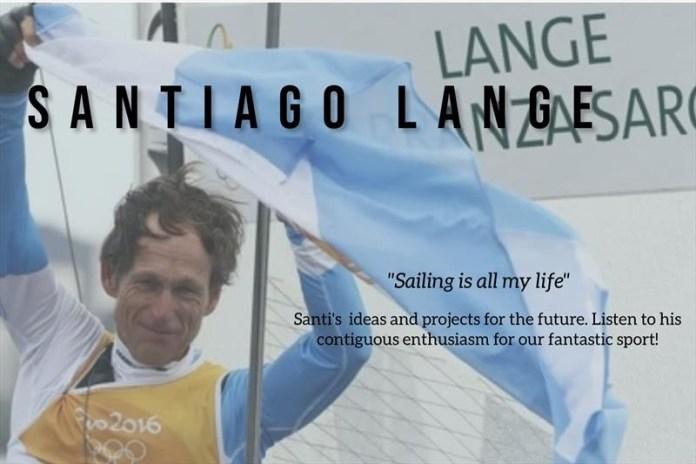 Santiago Lange sobre la vela mundial