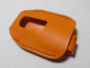 ランドクルーザースマートキーケースオレンジ