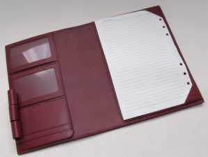 A5サイズ手帳カバー3