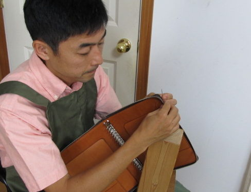 手縫い縫製