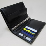 システム手帳ミニサイズ6穴+財布