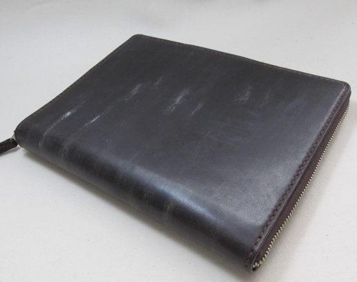 ラウンドファスナーA5-20穴バインダー 181125