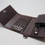 ヴォクシースマートキー収納ポケット付きキーケース181211