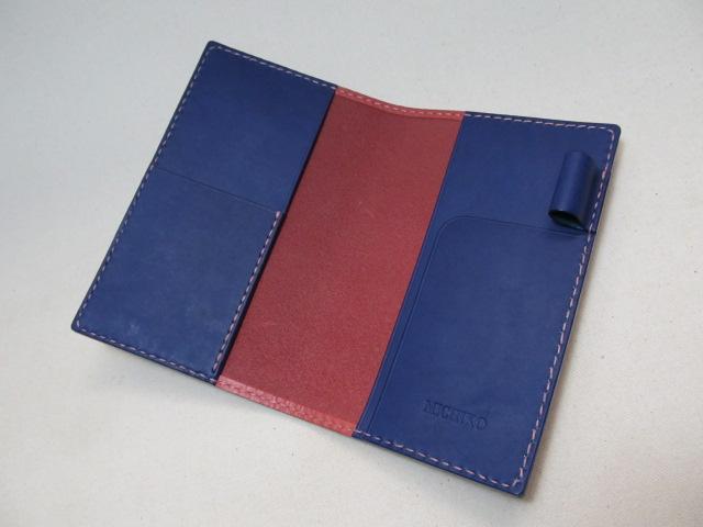 A6変形手帳カバー 1901261