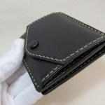 二つ折り財布ボックスコインコンパクト 190220