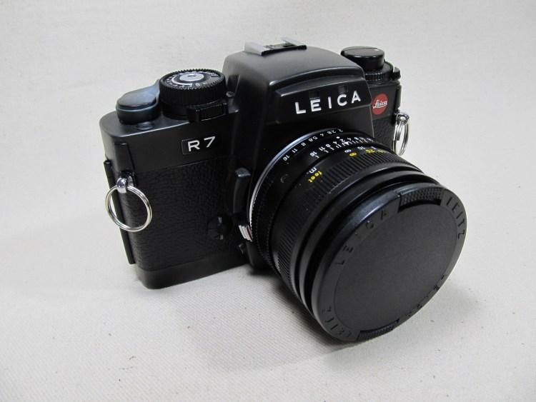 LeicaR7用ボトムカバー 191102
