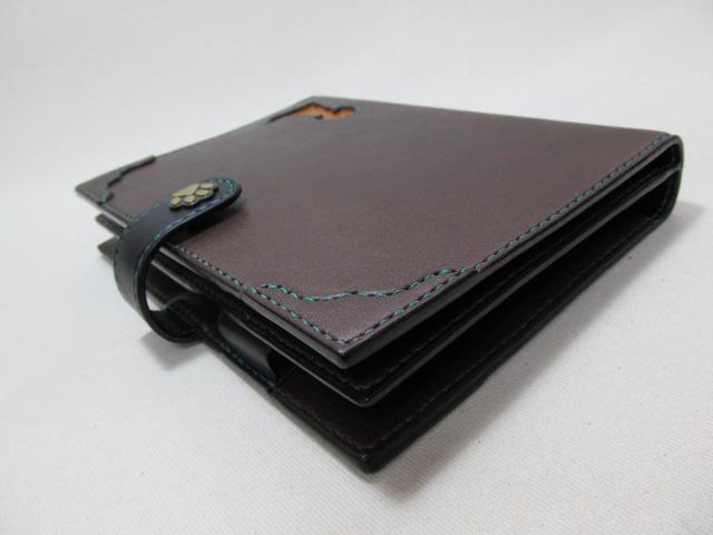 手帳カバーA5サイズ2冊用191101 9