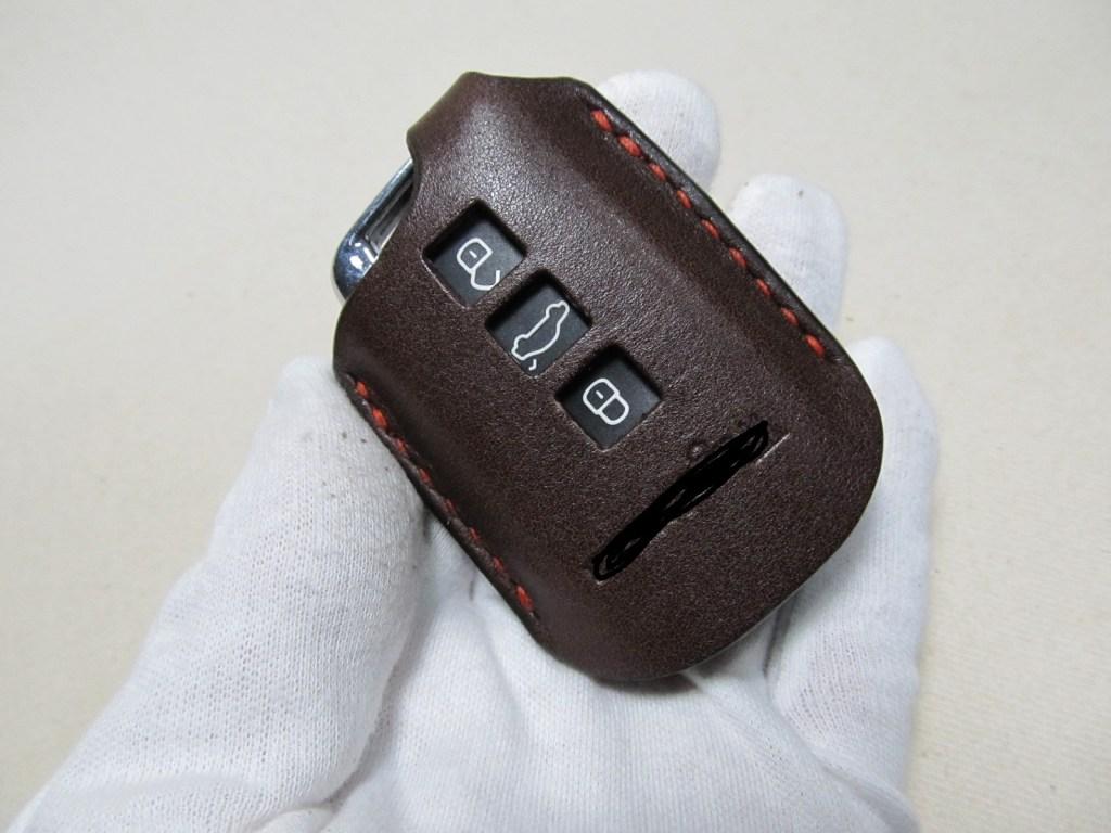VW Passatパサートスマートキーケース190810