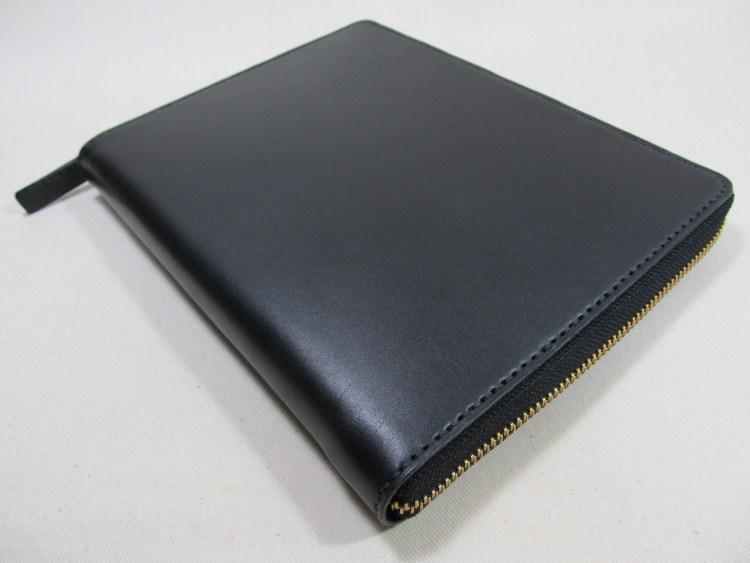 ラウンドファスナーシステム手帳A5-20mm 200113