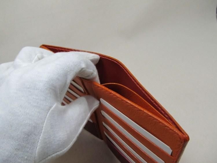 二つ折り財布140mm高さ指定オーダー190722