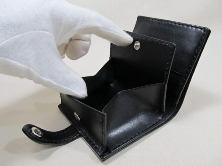 折り財布コンパクトボックスコイン190721