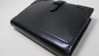 システム手帳バイブルサイズ黒200102