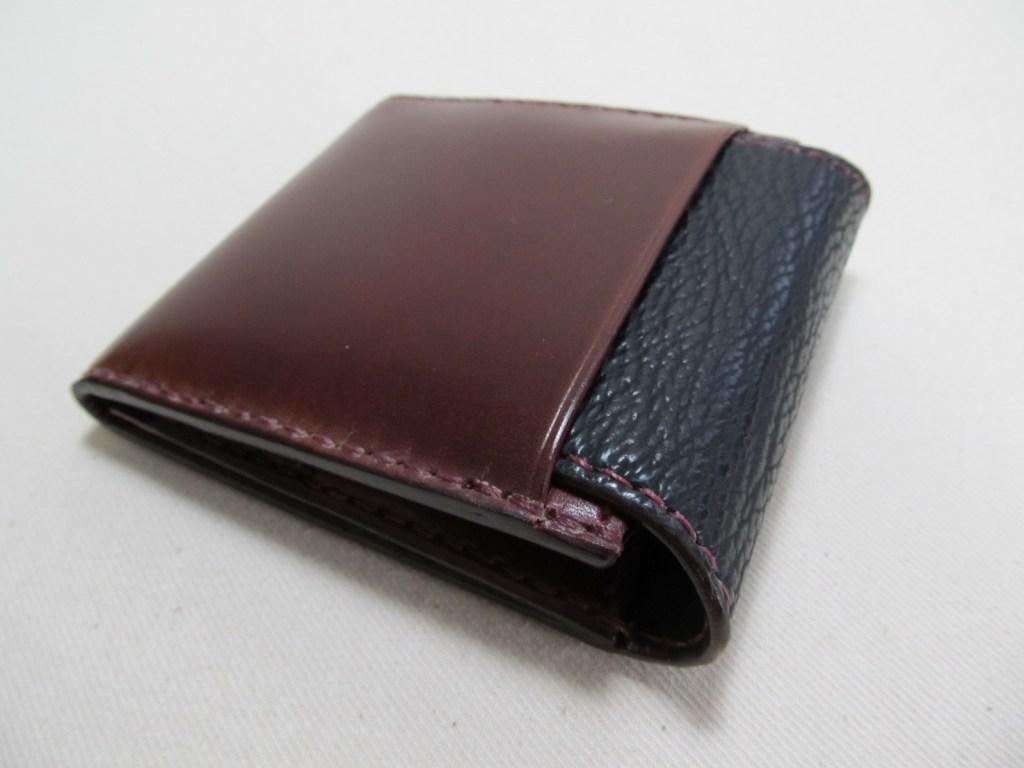 二つ折り財布フラップポケット200627