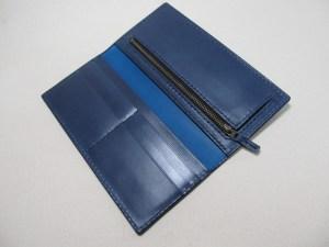 コードバン長財布薄造り201022