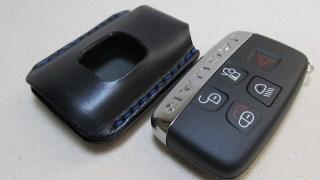 ジャガーXF用スマートキーケース201211