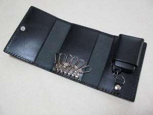 スマートキー収納ポケット付きキーケース210429-2