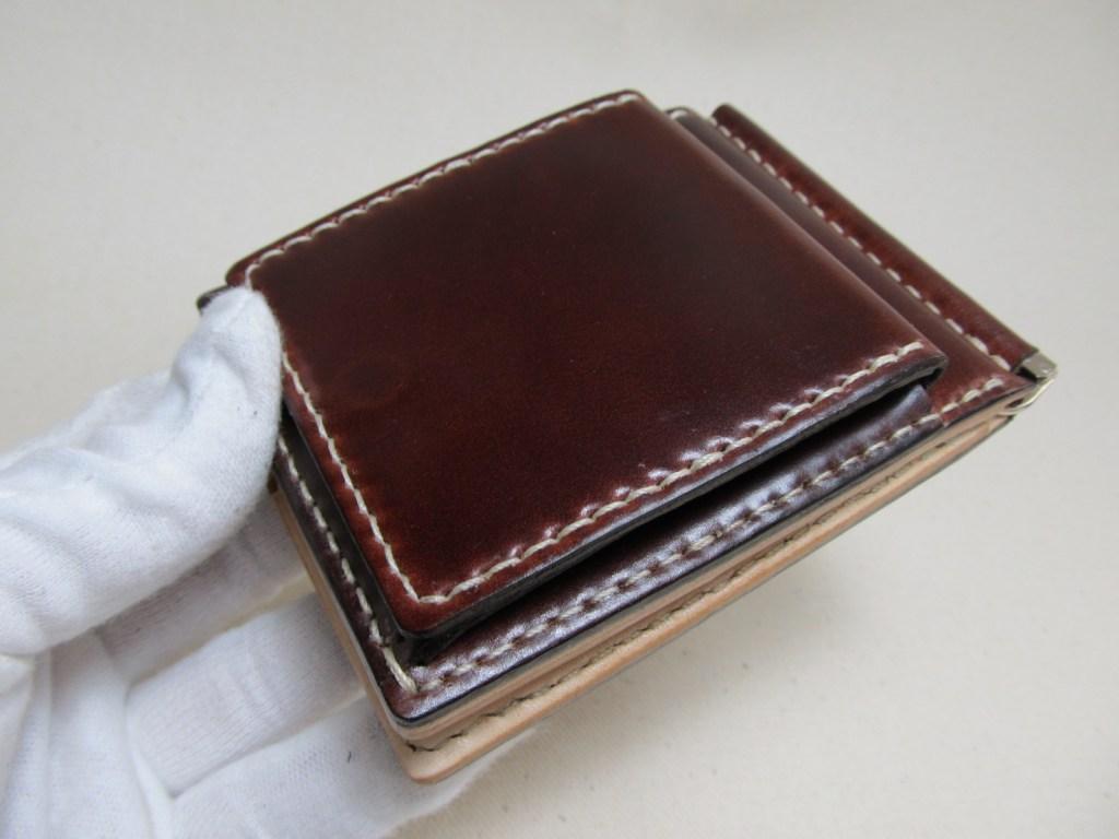 コードバンマネークリップボックスコイン210714革