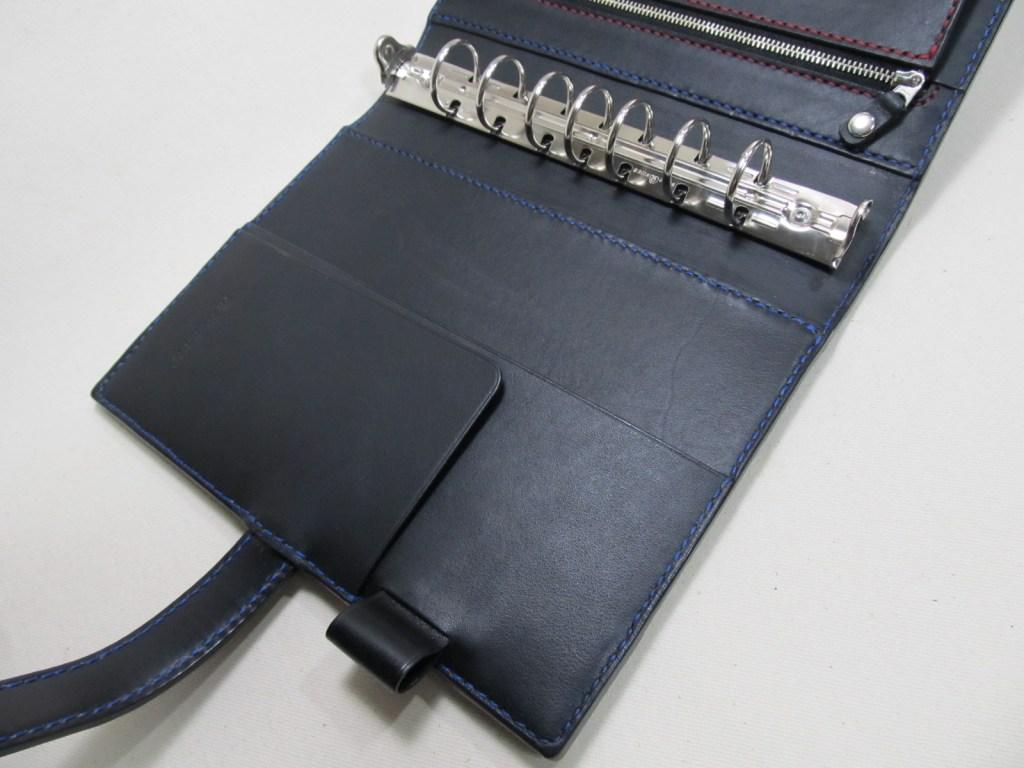 システム手帳フランクリンプランナークラシック210701可動式ぺんさし