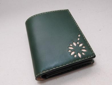 二つ折り財布フルオーダー