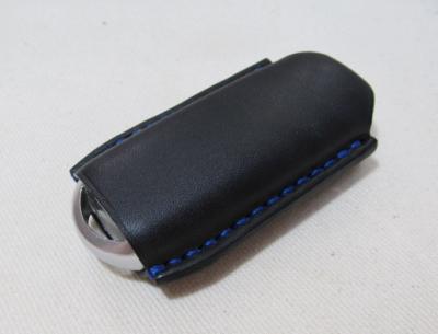 CX-5マツダアドバンスドキーケースヌメ革