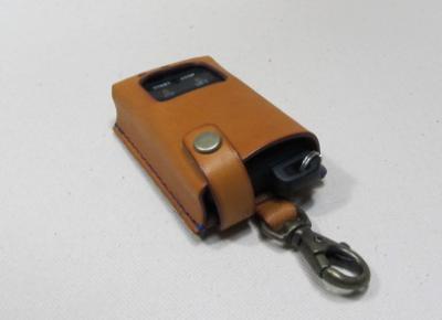 トヨタスマートキー一体型リモートスタートケースヌメ革