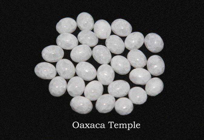 Temple stones from the LDS Oaxaca Temple by Nauvoo Remembered jewelry