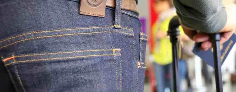 aviator jeans