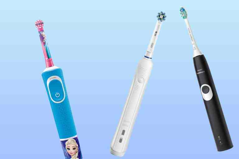 מברשת שיניים חשמלית מומלצת. אלו מברשות השיניים החשמליות הטובות ביותר