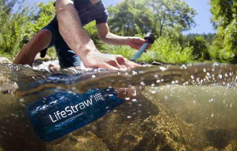 בקבוק מים מומלץ עם פילטר Life Go Water